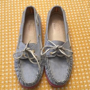 Sperry Top Sider for JCrew Size 7